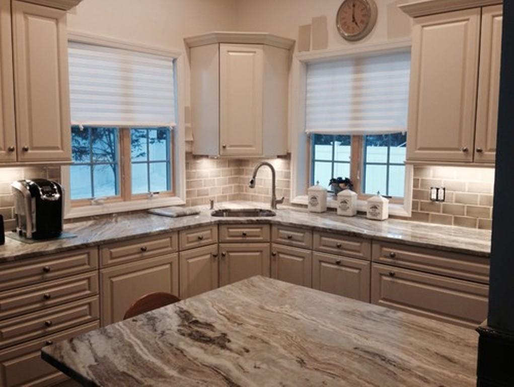 Fantasy Brown Granite Kitchen Countertop